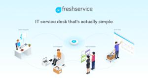 Freshdesk Help desk software