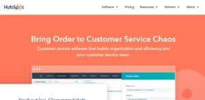 Hubspot Service Hub Help Desk Software