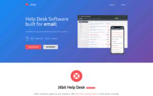 Jitbit Help Desk Software